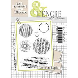 Clear Stamp Les P'tits Ronds- L'Encre et l'Image