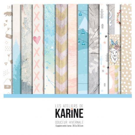 Collection Douceur Hivernale - Karine Cazenave-Tapie