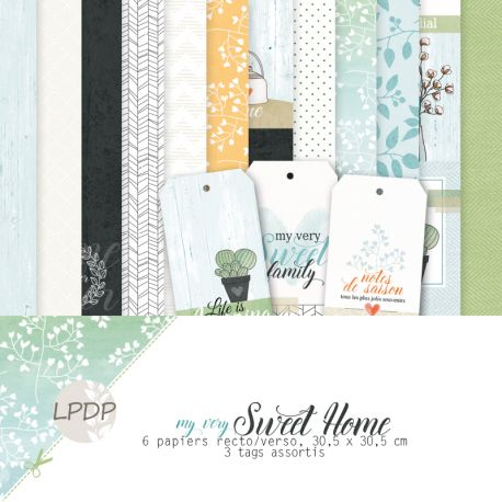 My very Sweet Home -Collection- LPDP