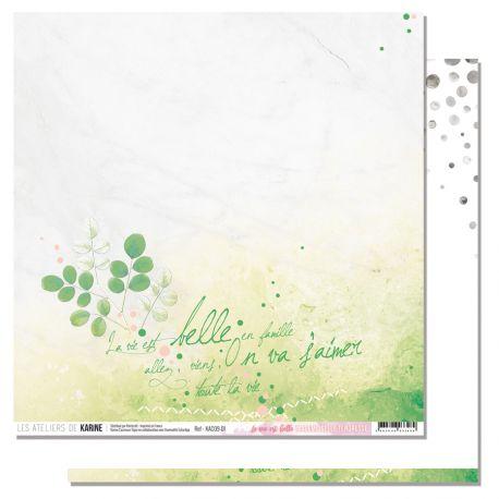 Melle Tendresse -La vie est belle- 1