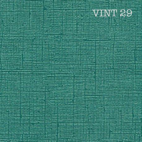 """Cardstock Vintage vert balsam 12X12"""""""