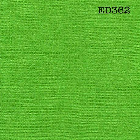 """Cardstock Vert jungle 12X12"""""""