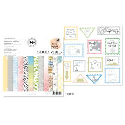 Good Vibes - Pad 15x15cm - Studio Forty