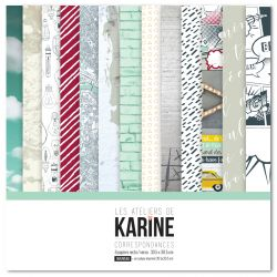 Correspondances collection - Les Ateliers de Karine