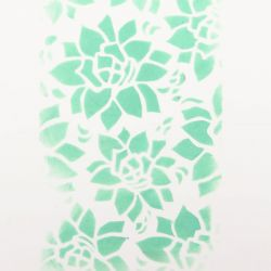 Stencil Succulente - DIY and Cie