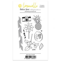 Clear Stamp Limoncello