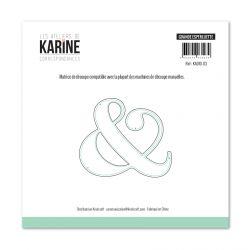 Die grande esperluette- Les Ateliers de Karine