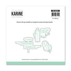 Dies Trio urbain 1- Les Ateliers de Karine