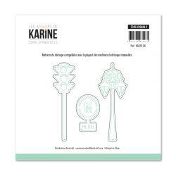 Dies Trio urbain 2- Les Ateliers de Karine