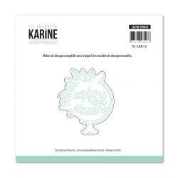 Die Globe voyage- Les Ateliers de Karine