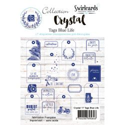Crystal Blue Life  tags