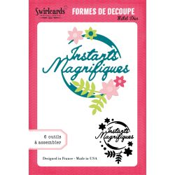 Dies Couronne - SWIRLCARDS