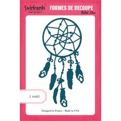 Dies Dream Catcher - SWIRLCARDS