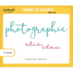 Dies Photographie - SWIRLCARDS