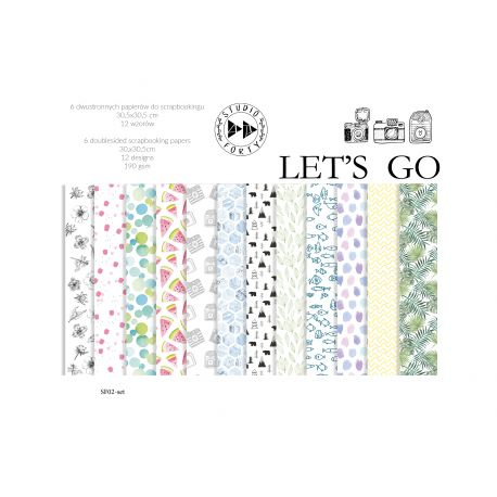 Collection Let's Go Studio Forty