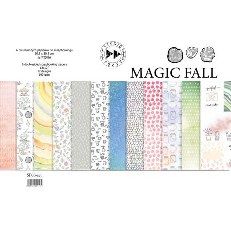 Magic Fall collection - Studio Forty