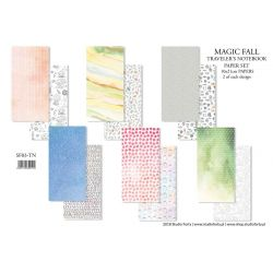 Magic Fall Notebook Edition-