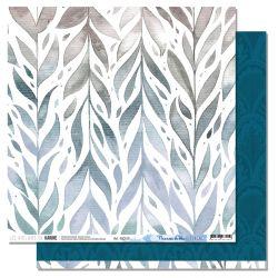 Blue Batik 1- Les Ateliers de Karine