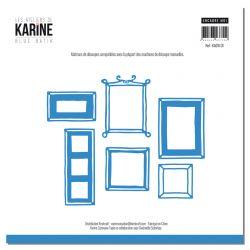 Dies Encadre moi-Les Ateliers de Karine