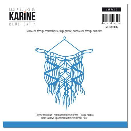 Die Macramé-Les Ateliers de Karine