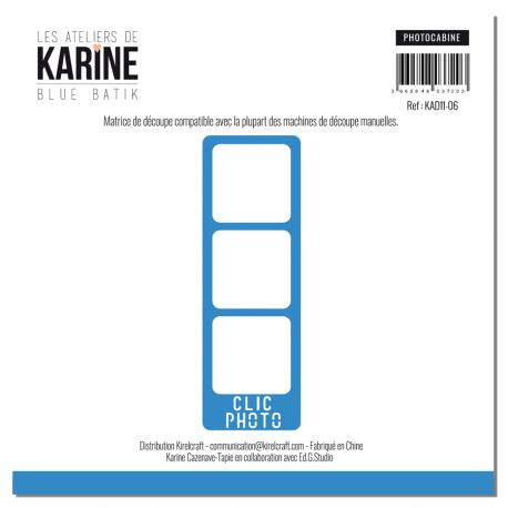 Die Photocabine -Les Ateliers de Karine