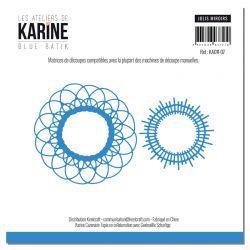 Dies Jolis Miroirs -Les Ateliers de Karine