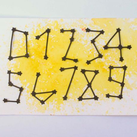Die Chiffres Constellation - DIY and Cie