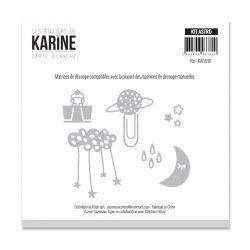 Dies Kit Astro -Les Ateliers de Karine