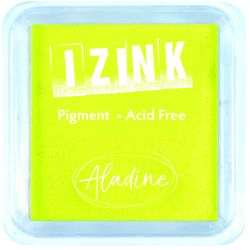 ENCREUR IZINK FLUO YELLOW