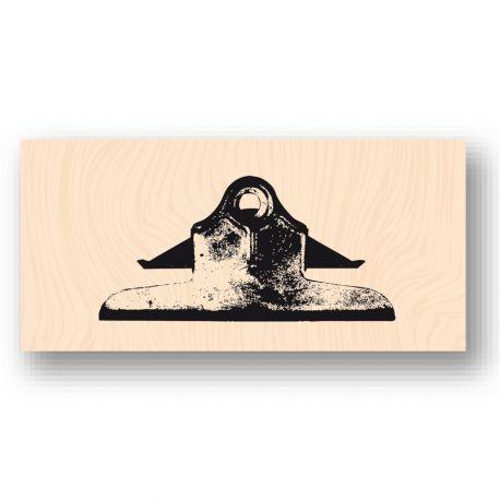 Wooden Stamp Clip moi-Les Ateliers de Karine