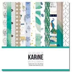 Green&Graphik collection - Les Ateliers de Karine