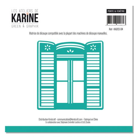 Die Porte & Fenetre-Les Ateliers de Karine