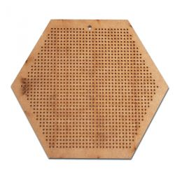 Honeycomb module broderie S