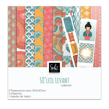 Collection SO'leil Levant - SOKAI