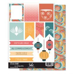SO'leil Levant - SOKAI-  Planche Etiquettes  02