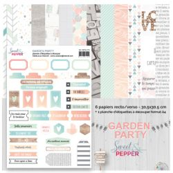 Garden Party Collection Sweet&Pepper
