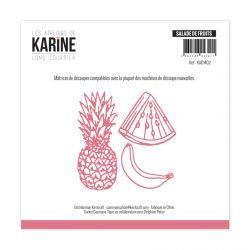 DiesLong Courrier Salade de fruits -Les Ateliers de Karine