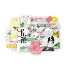 Long Courrier-Die Cuts
