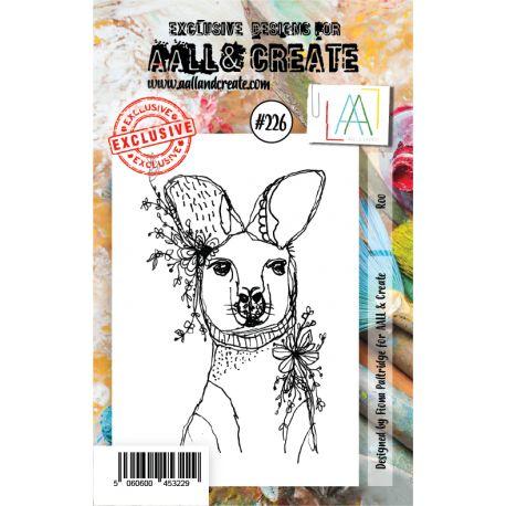 AALL and Create Stamp Set -226
