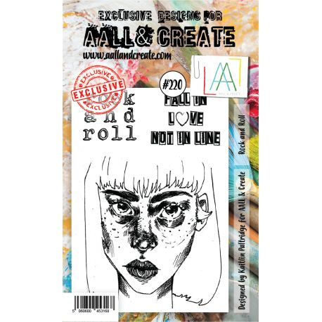 AALL and Create Stamp Set -220