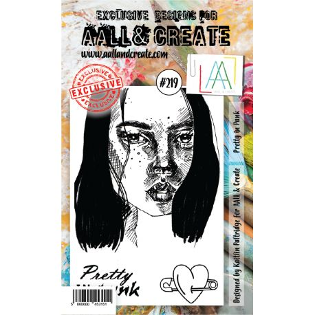AALL and Create Stamp Set -219