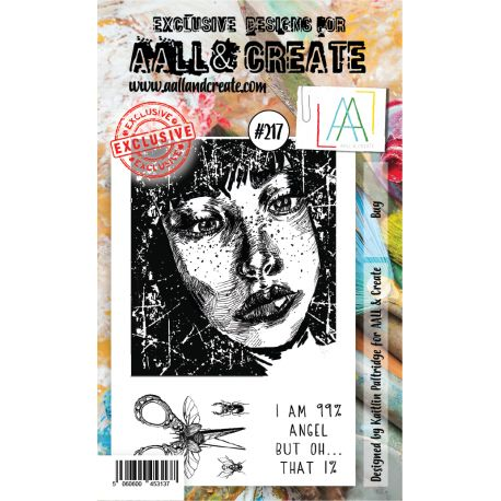 AALL and Create Stamp Set -217