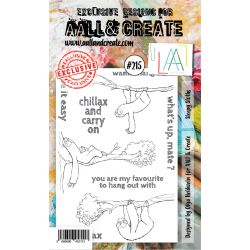 AALL and Create Stamp Set -215