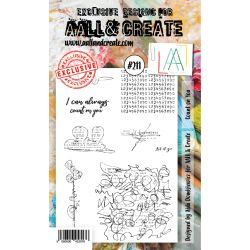 AALL and Create Stamp Set -211
