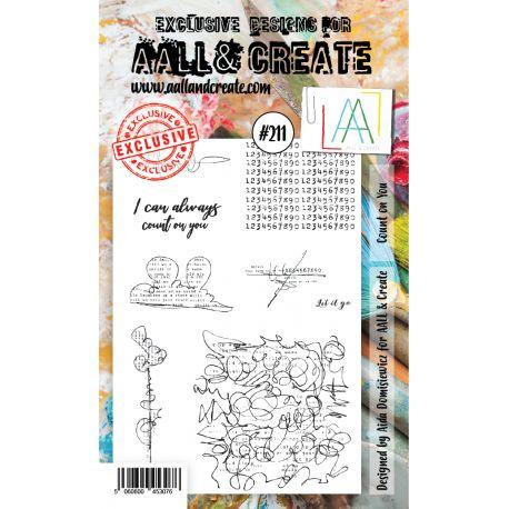 AALL and Create Stamp Set -211