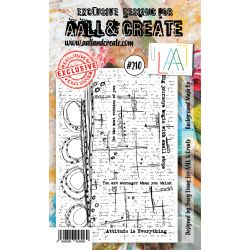 AALL and Create Stamp Set -210