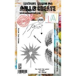 AALL and Create Stamp Set -209