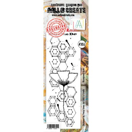 AALL and Create Stamp Set -206