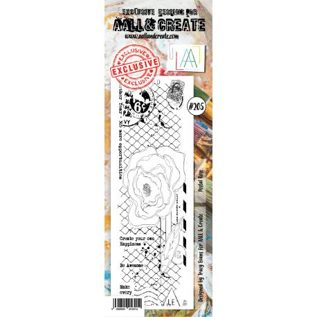 AALL and Create Stamp Set -205