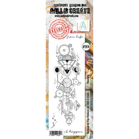 AALL and Create Stamp Set -204